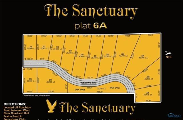 1000 Reserve, Perrysburg, OH 43551 (MLS #6024112) :: Key Realty