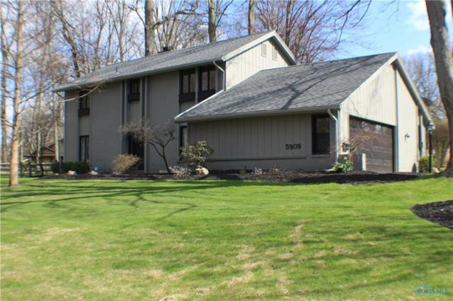 5909 Swan Creek, Toledo, OH 43614 (MLS #6024202) :: Key Realty