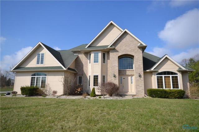 6001 E Cobblestones, Sylvania, OH 43560 (MLS #6024249) :: Key Realty