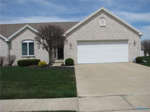 6934 Springview, Maumee, OH 43537 (MLS #6024288) :: Key Realty
