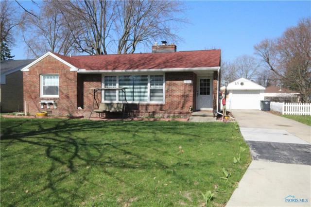 1320 Hugo, Maumee, OH 43537 (MLS #6024293) :: RE/MAX Masters
