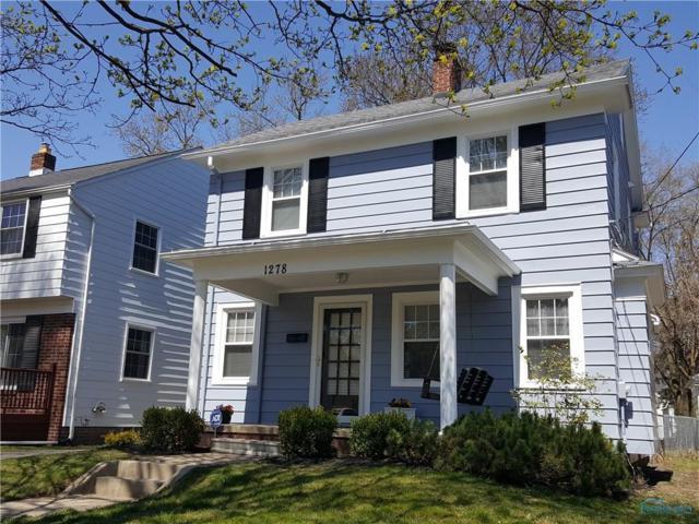 1278 Wildwood, Toledo, OH 43614 (MLS #6024466) :: Office of Ivan Smith