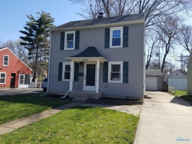 3640 Larchmont, Toledo, OH 43613 (MLS #6024504) :: Key Realty