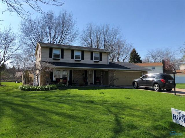 225 Briarcliff, Napoleon, OH 43545 (MLS #6024630) :: RE/MAX Masters
