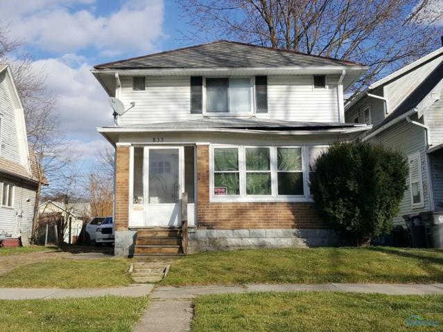 833 Rogers, Toledo, OH 43605 (MLS #6024655) :: RE/MAX Masters