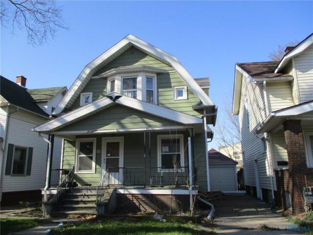 616 Milton, Toledo, OH 43605 (MLS #6024903) :: Key Realty