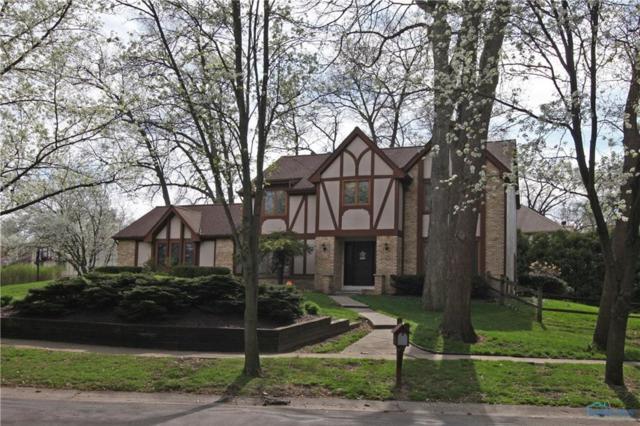 2511 Wealdstone, Toledo, OH 43617 (MLS #6024917) :: Key Realty