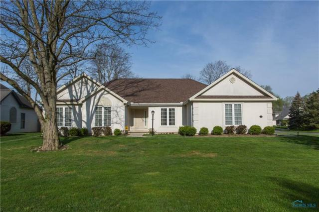 2109 The Bluffs, Toledo, OH 43615 (MLS #6025126) :: RE/MAX Masters