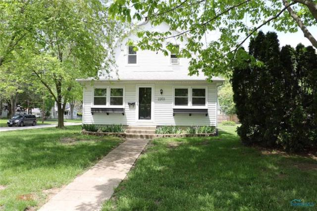 2203 Glenview, Maumee, OH 43537 (MLS #6025273) :: Key Realty