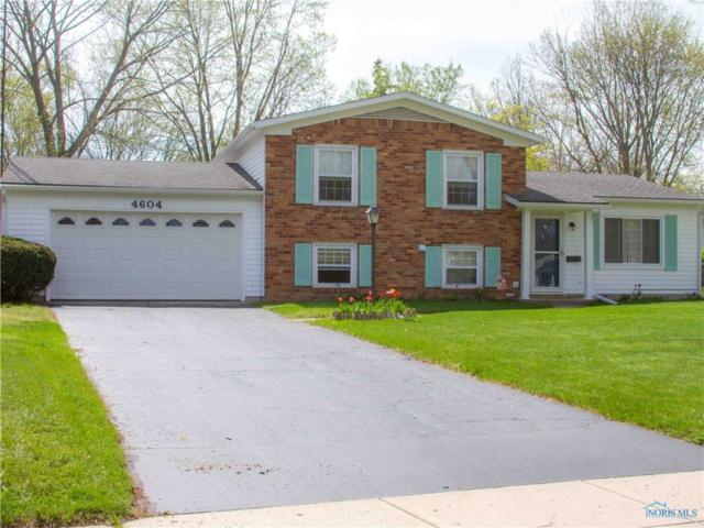 4604 Wickford, Sylvania, OH 43560 (MLS #6025277) :: RE/MAX Masters