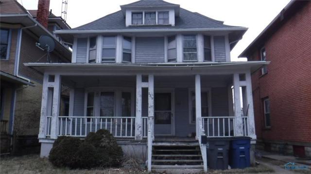 2319 Fulton, Toledo, OH 43620 (MLS #6025293) :: RE/MAX Masters