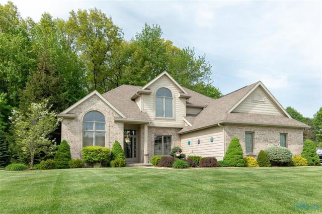 7214 Hunters Chase, Maumee, OH 43537 (MLS #6025342) :: RE/MAX Masters