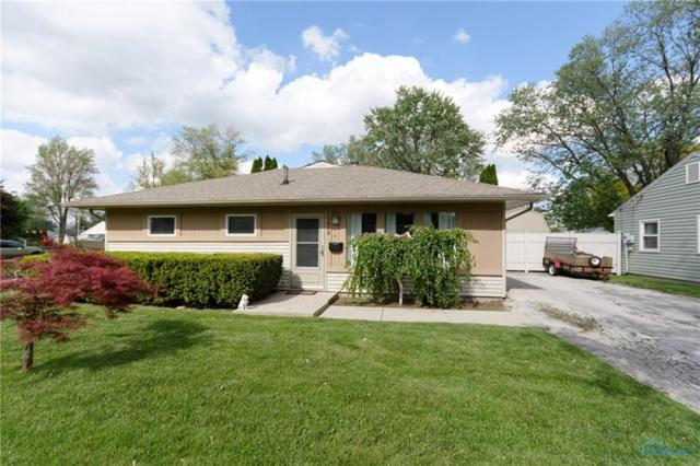 1018 Hugo, Maumee, OH 43537 (MLS #6025474) :: RE/MAX Masters