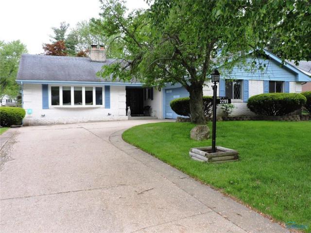 2299 Lynn Park, Toledo, OH 43615 (MLS #6025580) :: Office of Ivan Smith