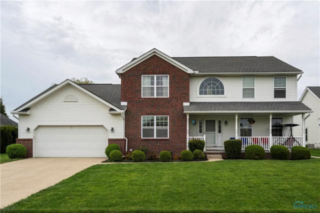 664 Prairie Rose, Perrysburg, OH 43551 (MLS #6025605) :: Key Realty