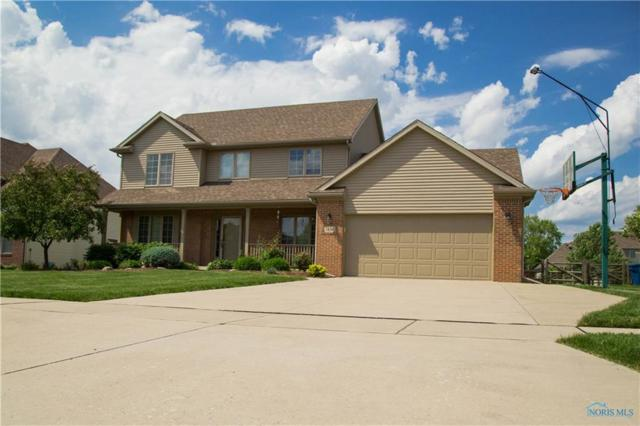 7436 Winterberry, Maumee, OH 43537 (MLS #6025660) :: Office of Ivan Smith