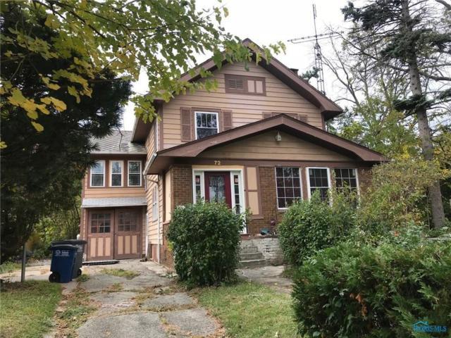72 Birckhead, Toledo, OH 43608 (MLS #6025711) :: RE/MAX Masters