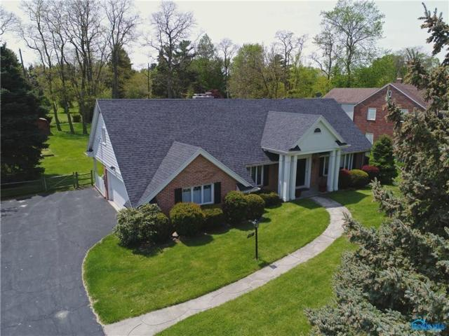 144 Eagle Point, Rossford, OH 43460 (MLS #6025841) :: Key Realty