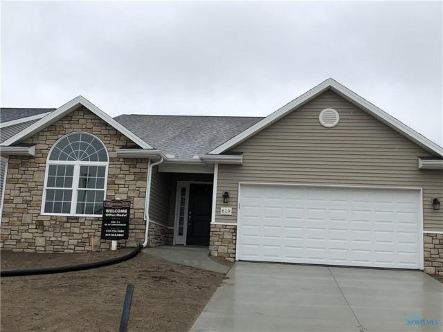 619 Meadowland Trail, Toledo, OH 43615 (MLS #6025920) :: RE/MAX Masters