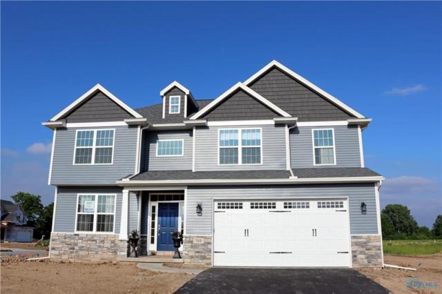 918 Dantry, Waterville, OH 43566 (MLS #6025942) :: Office of Ivan Smith