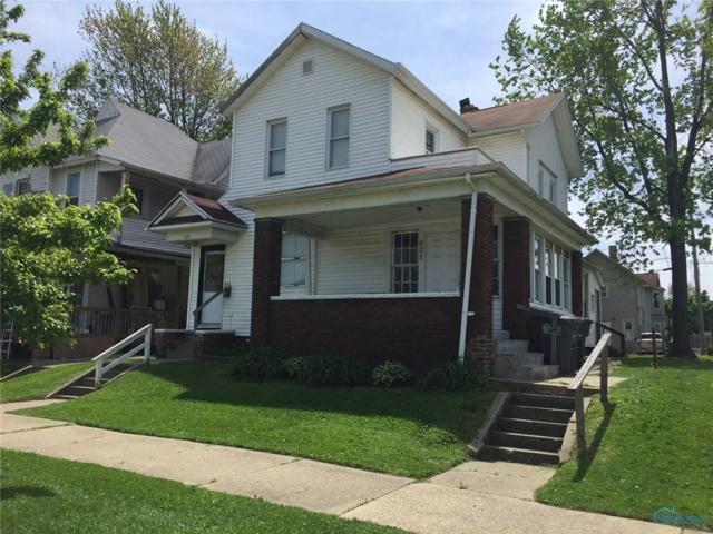 619 Walbridge, Toledo, OH 43609 (MLS #6025960) :: RE/MAX Masters