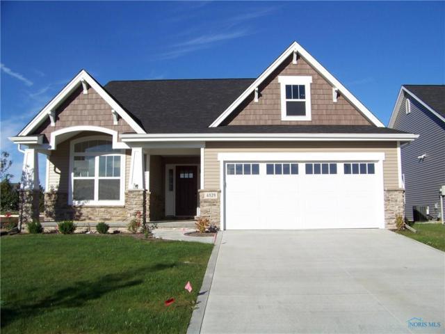 4853 Sylvan Prairie, Sylvania, OH 43560 (MLS #6026130) :: RE/MAX Masters