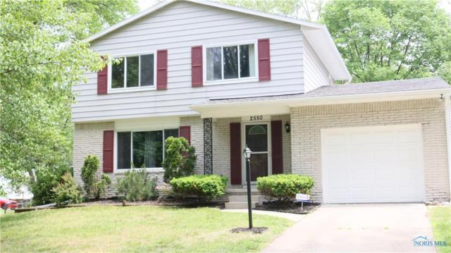 2550 Luddington, Toledo, OH 43615 (MLS #6026217) :: RE/MAX Masters