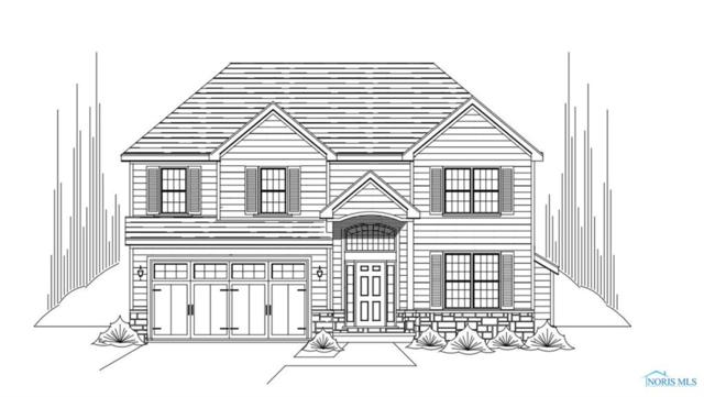 14779 Saddle Horn, Perrysburg, OH 43551 (MLS #6026387) :: Key Realty