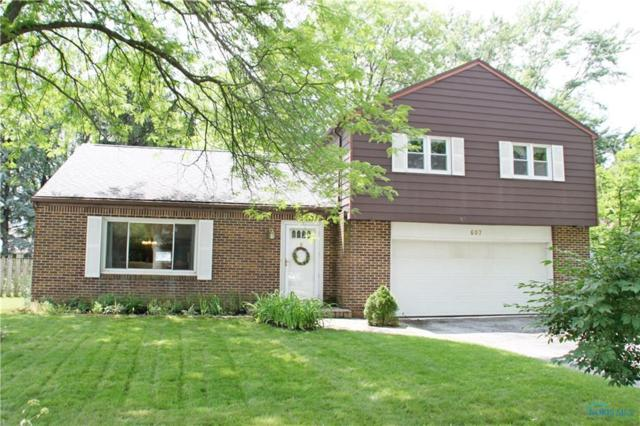 607 Pasteur, Bowling Green, OH 43402 (MLS #6026677) :: RE/MAX Masters