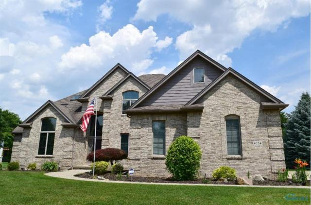 4734 Carriage, Sylvania, OH 43560 (MLS #6026832) :: RE/MAX Masters