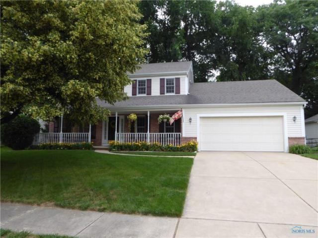 7362 Country Meadow, Sylvania, OH 43560 (MLS #6026930) :: RE/MAX Masters