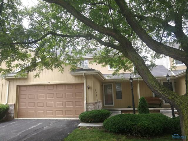 19 Homestead Place, Maumee, OH 43537 (MLS #6026978) :: RE/MAX Masters