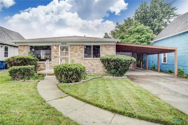 629 Russell, Toledo, OH 43608 (MLS #6027044) :: Office of Ivan Smith