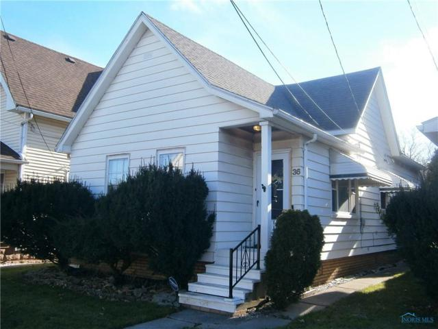 36 E Central, Toledo, OH 43608 (MLS #6027164) :: Key Realty