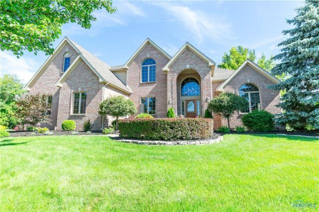 7928 Windsor Wood, Maumee, OH 43537 (MLS #6027228) :: RE/MAX Masters