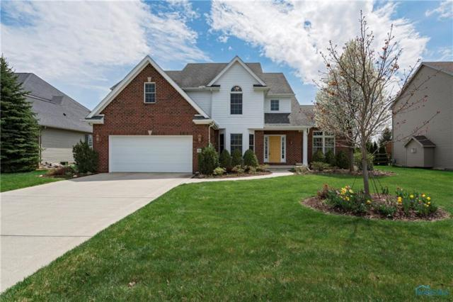 14593 Lake Meadows, Perrysburg, OH 43551 (MLS #6027534) :: Office of Ivan Smith