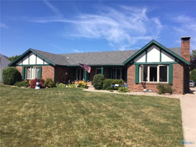 110 Harbor Point, Rossford, OH 43460 (MLS #6027547) :: Key Realty