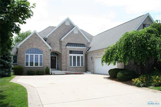 5040 Eagles Landing, Oregon, OH 43616 (MLS #6027677) :: Key Realty