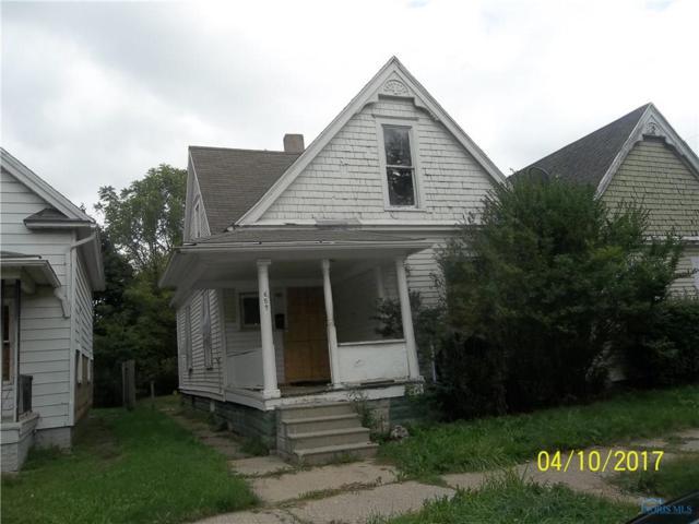 659 Stebbins, Toledo, OH 43609 (MLS #6027725) :: RE/MAX Masters