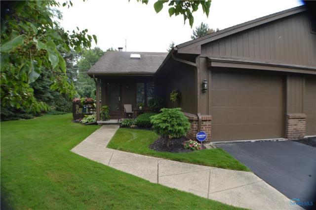 5809 Woodside # A, Toledo, OH 43623 (MLS #6027781) :: RE/MAX Masters