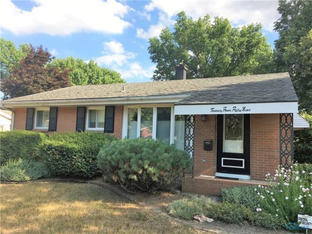 2459 Brookridge, Toledo, OH 43613 (MLS #6028056) :: RE/MAX Masters
