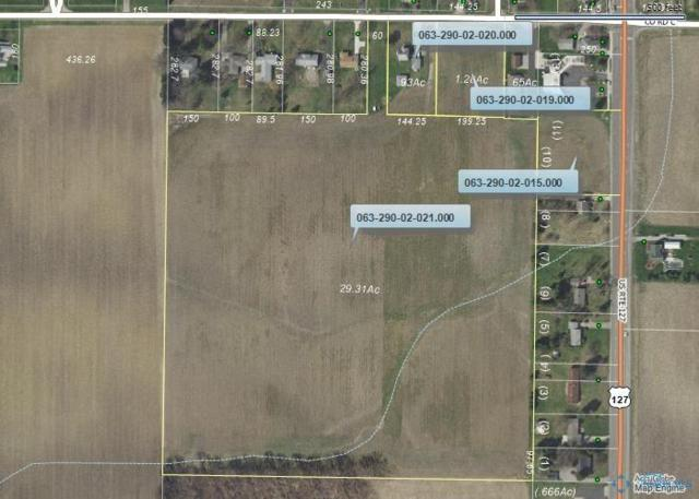 0 Co. Rd. C And U.S. 127, Bryan, OH 43506 (MLS #6028104) :: RE/MAX Masters