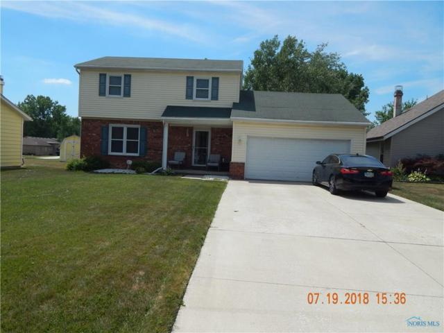 158 Chelsea, Toledo, OH 43615 (MLS #6028232) :: Key Realty