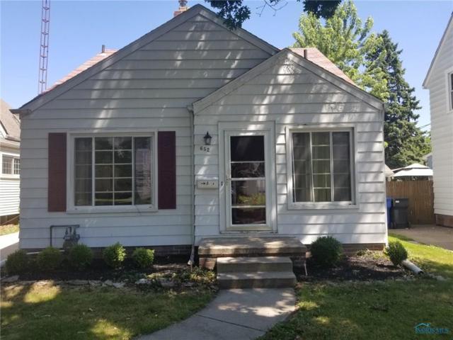 652 Cloverdale, Toledo, OH 43612 (MLS #6028402) :: Office of Ivan Smith