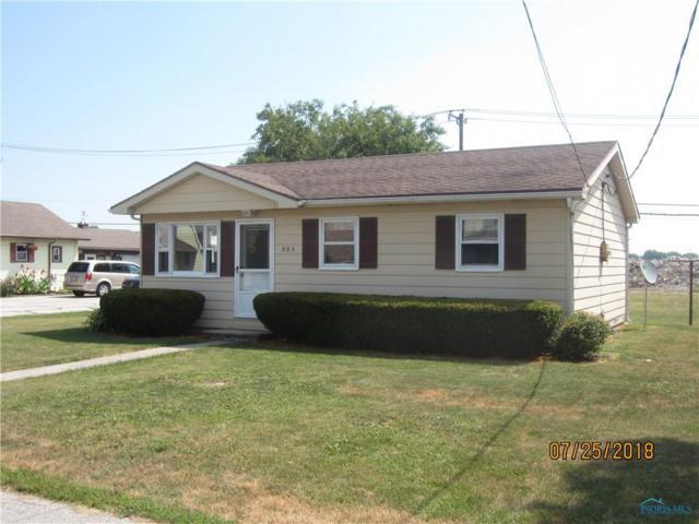 905 Hanson, Northwood, OH 43619 (MLS #6028489) :: Key Realty