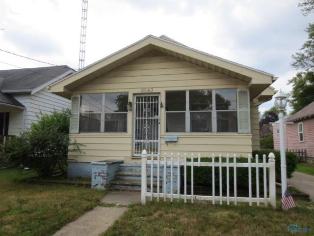 2543 Oak Grove, Toledo, OH 43613 (MLS #6028569) :: Key Realty