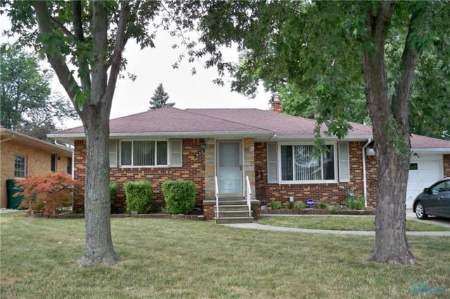227 Windsor, Rossford, OH 43460 (MLS #6028775) :: Key Realty