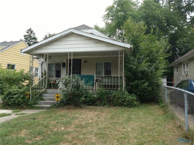 932 Turner, Toledo, OH 43607 (MLS #6028919) :: Office of Ivan Smith
