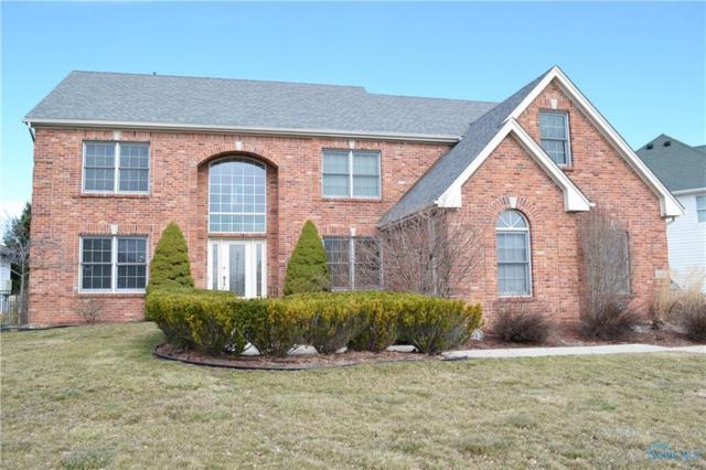 9136 Blue Mirage, Sylvania, OH 43560 (MLS #6029200) :: Key Realty