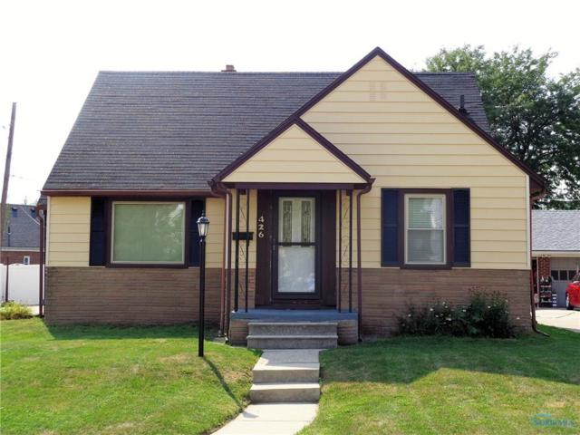 426 S Whittlesey, Oregon, OH 43616 (MLS #6029442) :: Office of Ivan Smith